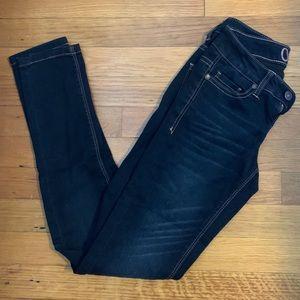 dELiA*s Olivia darkwash skinny jeans